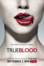 "Promotional artwork for ""True Blood"""